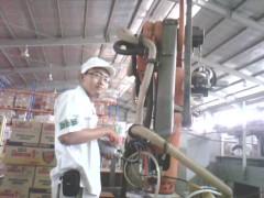 Saya sebagai Engineer KUKA Robot Palletizer