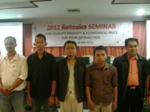 Seminar Autonics