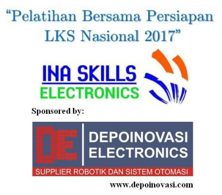INA SKILLS - LKS Nasional Sponsored by Depoinovasi.Com