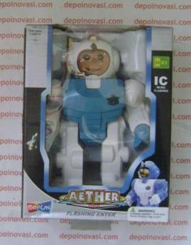 robot aether