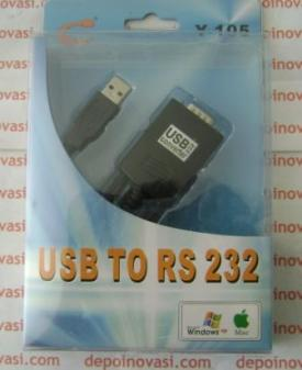 usb to RS 232