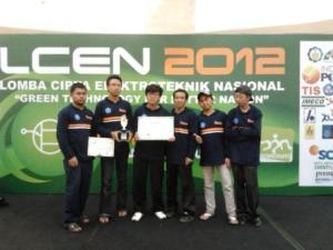 Juara Runner-Up Soccer BARONAS-ITS 2012