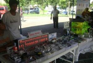 Booth Depoinovasi