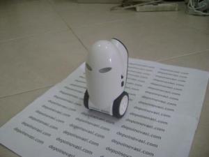 Gyro robot dari Samping