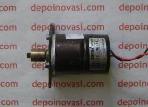 Motor DC Gear Standart Type D