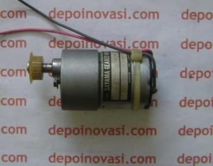 Motor DC Gear Standart Type F