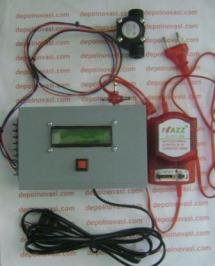 Sensor Pump FLow Kontroller