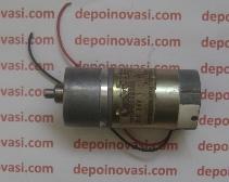 Motor DC gear Standart Type M