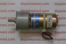 Motor DC gear Standart Type N