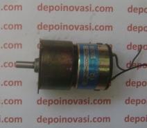 Motor DC gear Standart Type T