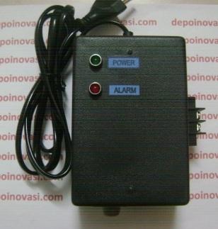 sensor-gas-LPG-relay