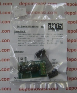 DI-Serial RS485 to TTL