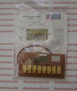 Modul Driver 8 Relay