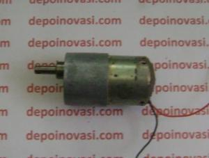 Motor DC Gear Standart Type V