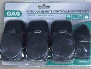Outdoor Remote Control