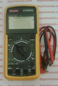 Avo Digital DT 9205