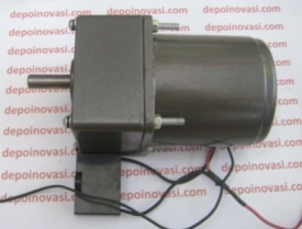 Motor AC 220V Gearbox