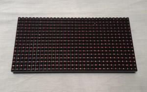 LED Matrix P10 Full Outdoor 16cm x 32cm (depan)