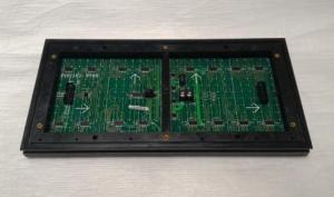 LED Matrix P10 Full Outdoor 16cm x 32cm (belakang)
