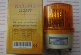 Rotary Lamp Kuning AC 220V