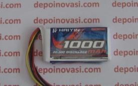 Battery Lipo 7.4V 1000mAh