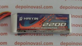 Battery Lipo 11.1V 2200mAh