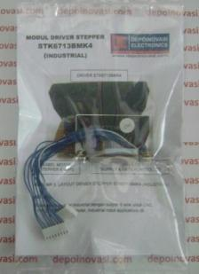 Driver stepper STK 6713BMK4 Industrial