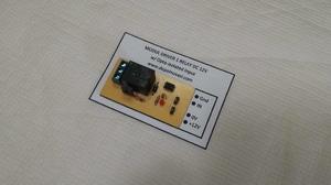 Modul Driver 1 Relay DC 12V + Optoisolator