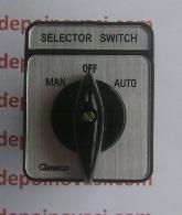 Selector Manual Off Auto
