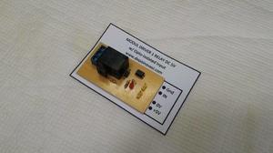 Modul Driver 1 Relay DC 5V + Optoisolator