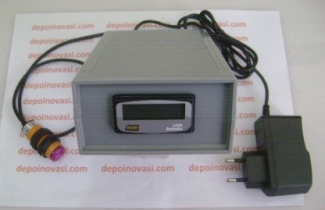counter digital portable + sensor infra red
