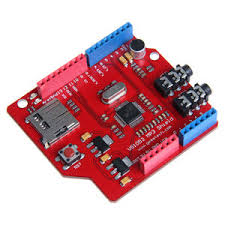 Arduino MP3 Shield