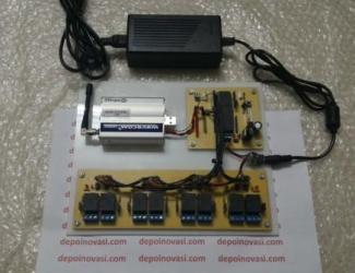 sms gateway 8 relay