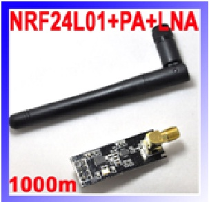 Modul Wireless Transceiver NRF24L01 with Antena