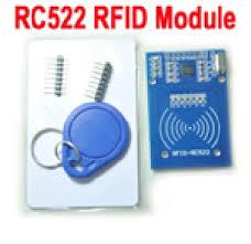 RFID-Module-MFRC-522-Blue