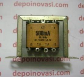 500mA CT Stepdown Transformator