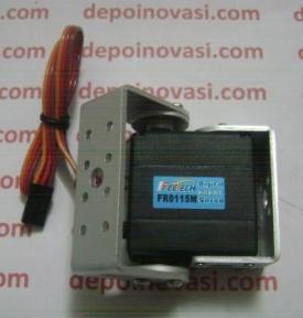 motor-servo-feetech-FR0115M-bracket