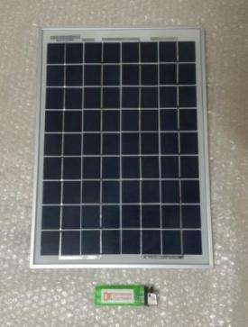 Solar Panel Polykristalin 10WP