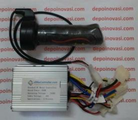 throttle gas dan controller