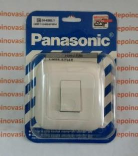 tombol inwall push on panasonic