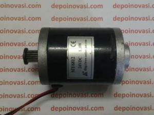 motor dc brushed 24V 120W
