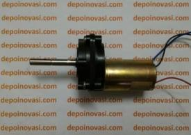 motor dc geared 12V 56 rpm