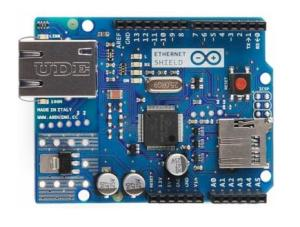 arduino ethernet shield W5100 R3