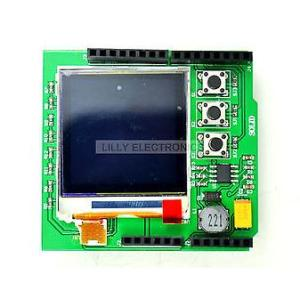 nokia lcd shield arduino