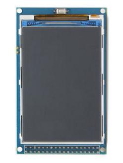 """3,2"""" TFT LCD Shield Arduino Mega2560"""