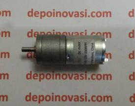 Motor DC Geared 100 RPM