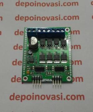Driver Dual Motor DC 50A
