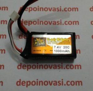 Batere LIPO 2S 1000 mAh