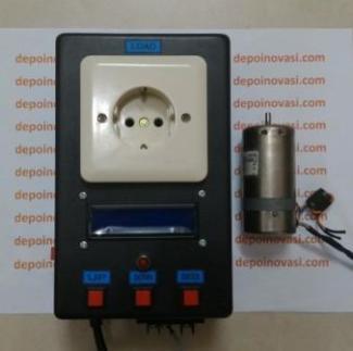 driver motor AC 220V 500W PID Arduino Tacho