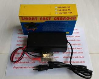 Smart Fast Charger 10A